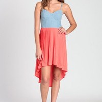 Dreamy Afternoon Bustier Dress - $58.00 : ThreadSence.com, Free-spirited fashion for the indie-inspired lifestyle