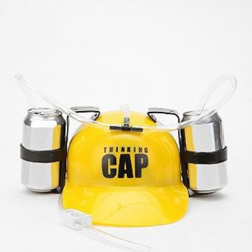 Thinking Cap Drinking Helmet