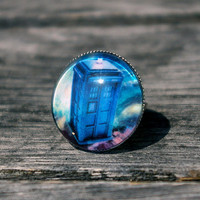 Doctor Who - adjustable ring