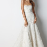 Mackay style wedding dress at Watters.com