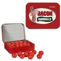 Bacon Gumballs - Whimsical & Unique Gift Ideas for the Coolest Gift Givers
