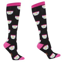 Tighty Whities Women's Knee Socks by Sock it To Me - Whimsical & Unique Gift Ideas for the Coolest Gift Givers