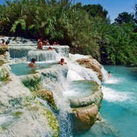 Tuscany ~ The Terme di Saturnia