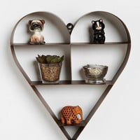 Lovely Curio Shelf