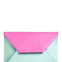 Mail Me to Miami Clutch | Mod Retro Vintage Bags | ModCloth.com