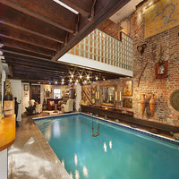 Swimming in the Living Room Pool - Yahoo! Real Estate