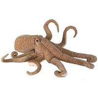 Plush Giant Octopus 36 Inch Jumbo Stuffed Animal by Fiesta at Stuffed Safari