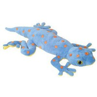 "20"" Tokay Gecko Lizard Plush Stuffed Animal Toy"