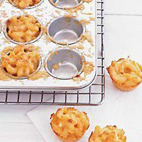Three-Cheese Mini Macs Recipe