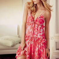 Printed Ruffle Sundress - Victoria's Secret