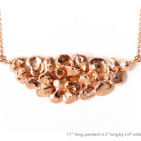 Tiffany Kunz Design- cadre necklace