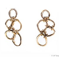 Tiffany Kunz Design- copula earring