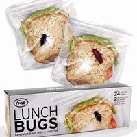 Lunch Bug Bags by Fred