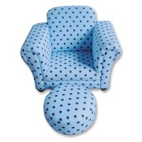 Trend Lab Max Dot Club Chair - 107013