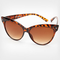 Tortoise Contessa Sunglasses