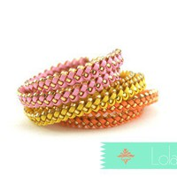 Set of 3 Lolabellas Lattices in any Colors