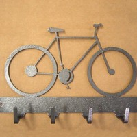 Bicycle Key Rack