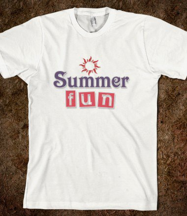 Summer Fun - Wordpower