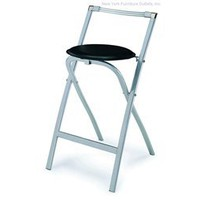 Stool-G (Set Of 2) - Black, Bar Sets And Bar Stools, Bar Stool Set: Nyfurnitureoutlets.com
