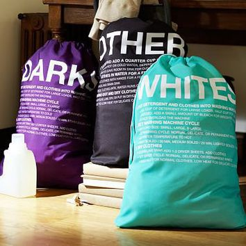Laundry Bags   PBteen