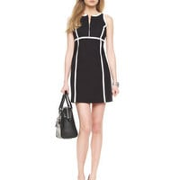 MICHAEL Michael Kors Self-Binding Dress - Michael Kors