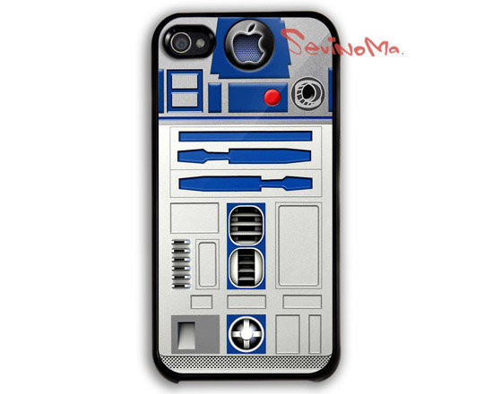Star Wars R2D2 iPhone 4 Case, iPhone 4s Case, iPhone 4 Hard Case, iPhone Case