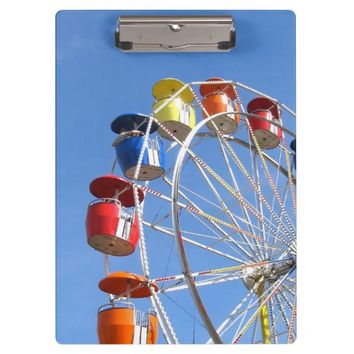 Ferris Wheel Clipboard