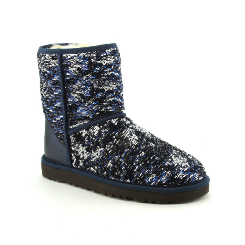 Womens ugg 174 classic short boots navy from journeys wardrobe