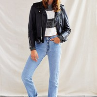 Urban Renewal Remade Exposed Fly Jean - Urban Outfitters