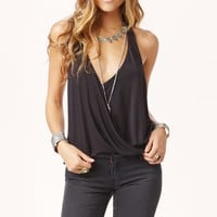 COWL HAYLEY HALTER TOP