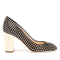 POLLINI | Gold Stud Court Shoes | Browns fashion & designer clothes & clothing