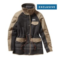 Patagonia Women's Reclaimed Wool Parka