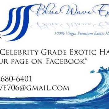 Blue Wave Exotic