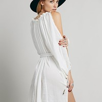 Free People Womens Dreamin of the Sun Dress