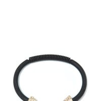 Rocker Side Matte Studded Bracelet