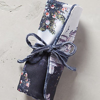 Tuileries Jewelry Roll by Miss Albright Navy One Size Bags