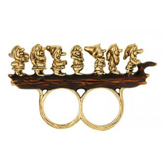 Seven Dwarfs Double Ring - Special Edition