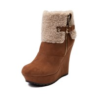 Womens G by Guess Paso Wedge Boot