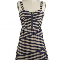 Stripe Dream Dress | Indie Retro Vintage Inspired Dresses | Poetrie