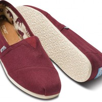 Wine Canvas Men's Classics