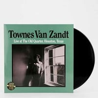 Townes Van Zandt - Live At Old The Quarter, Houston, Texas 2XLP- Assorted One