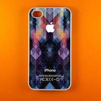 Iphone 4s Case - Geometric Iphone Case, Iphone 4 Case