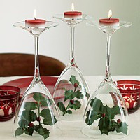 Do It Yourself / Holiday Centerpieces - Tips + Decorating Ideas - Page 9 - Every Day with Rachae