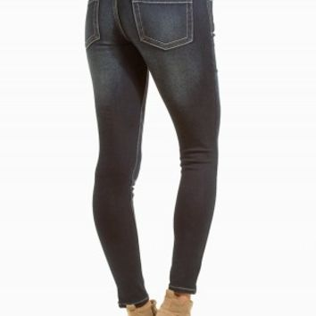 HARLOW JEGGING DOUBLE BUTTON JEANS