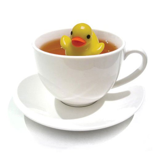 Art Effect | Tea Duckie