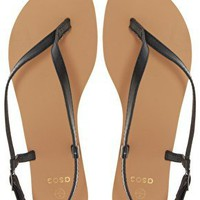 ASOS FINSBURY Toe Thong Flat Sandals at asos.com