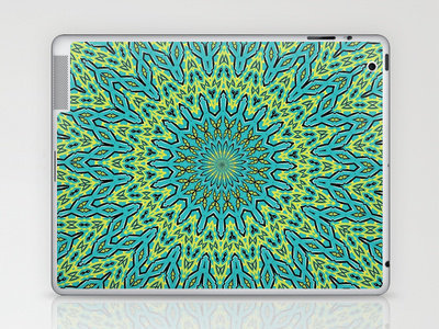 Center Laptop &amp; iPad Skin by Lisa Argyropoulos | Society6