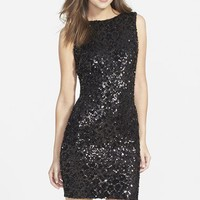 Women's Dress the Population 'Kim' Sequin Body-Con Dress