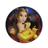 Disney Songs From Beauty And The Beast Vinyl LP Hot Topic Exclusive