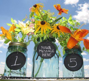 Party Table Numbers for Wedding Party Centerpiece by... review at Kaboodle